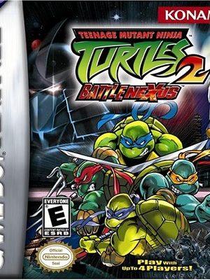 Teenage Mutant Ninja Turtles 2 - Battle Nexus (Tartarugas Ninjas)