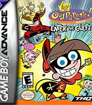 The Fairly Odd Parents! Enter the Cleft