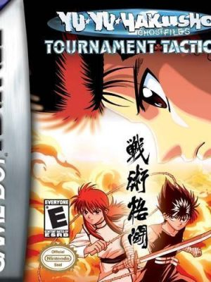 Yu Yu Hakusho - Tournament Tactics
