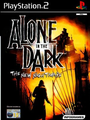 Alone in The Dark - The New Nightmare (Dublado)