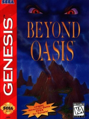 Beyond Oasis - The Story of Thor: A Successor of The Light