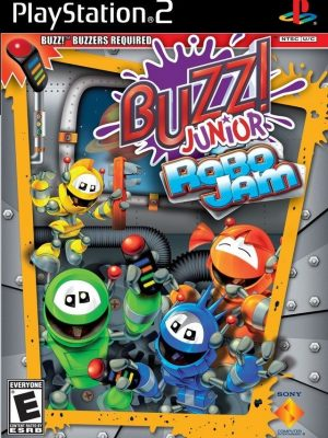 Buzz! Junior - Robo Jam