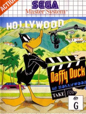 Daffy Duck in Hollywood