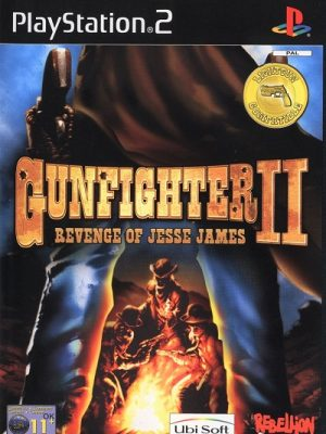 Gunfighter 2 - Revenge of Jess James