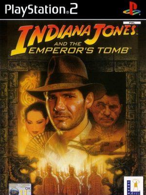 Indiana Jones - The Emperor's Tomb