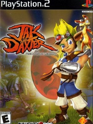 Jak and Daxter -The Precursor Legacy
