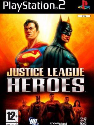 Justice League - Heroes (Liga da Justiça)