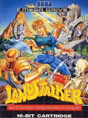 Landstalker - The Treasures of King Nole