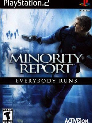 Minority Report - Everybody Runs