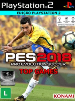 Pro Evolution Soccer 2018 - Bomba Patch Agosto 2017