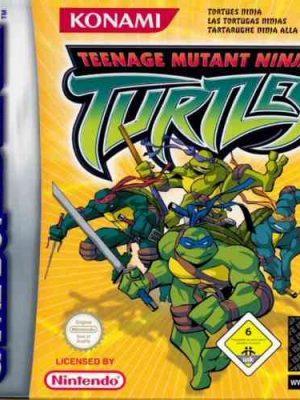 Teenage Mutant Ninja Turtles GBA (Tartarugas Ninjas)