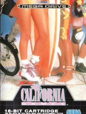 California Games (Mega Drive)