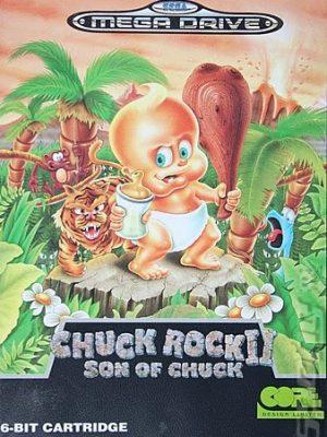 Chuck Rock II - Son of Chuck
