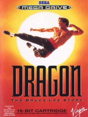 Dragon - The Bruce Lee Story (Mega Drive)