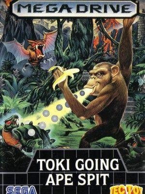 JuJu Densetsu - Toki