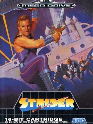Strider (Mega Drive)