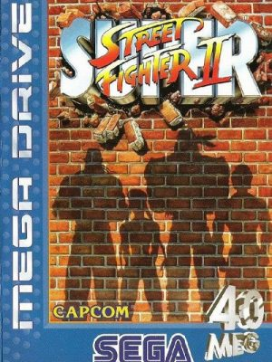 Super Street Fighter II - The New Challengers (Mega Drive)