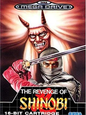 The Revenge of Shinobi (Mega Drive)