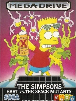 The Simpsons - Bart vs. the Space Mutants