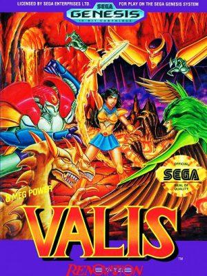 Valis - The Fantasm Soldier