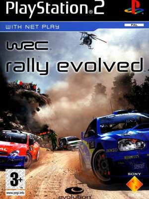 WRC - Rally Evolved