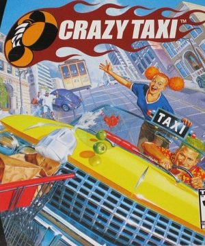 Crazy Taxi (Dreamcast)