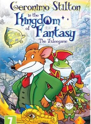 Geronimo Stilton in the Kingdom of Fantasy