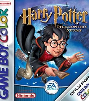 Harry Potter and the Sorcerer's Stone (GBC) (Pedra Filosofal)