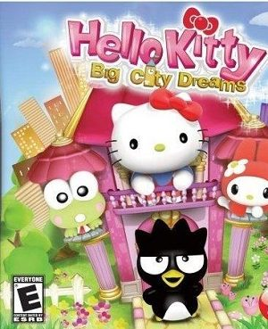 Hello Kitty - Big City Dreams
