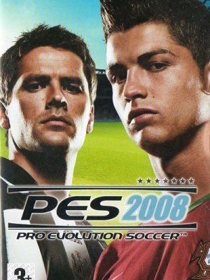 PES 2008 - Pro Evolution Soccer 2008