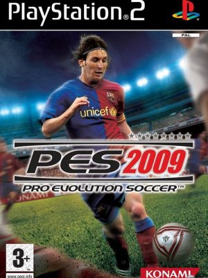 PES 2009 - Pro Evolution Soccer 2009