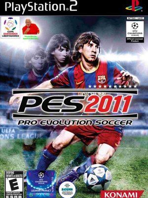 PES 2011 – Pro Evolution Soccer 2011