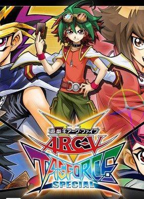Yu-Gi-Oh ARC V: Tag Force Special