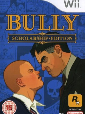 Bully - Scholarship Edition (Wii)