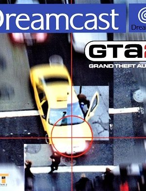 Grand Theft Auto 2 (Dream Cast) (GTA)