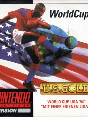 World Cup USA 94 (SNES)