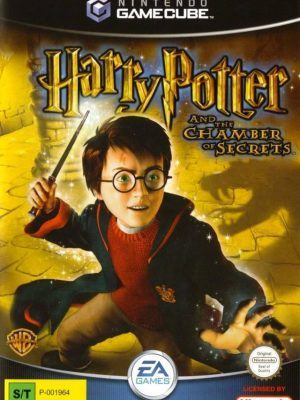 Harry Potter and the Chamber of Secrets (Game Cube) (Câmara Secreta)