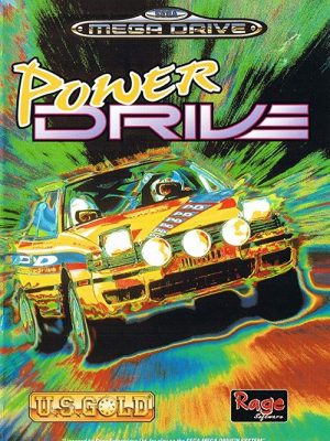 Power Drive (Mega Drive)