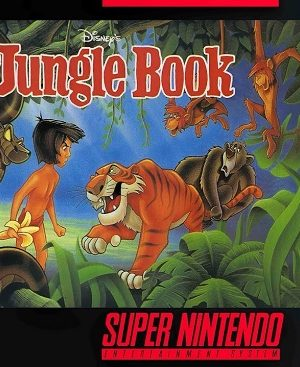 The Jungle Book (SNES)