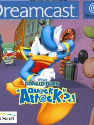 Donald Duck - Quack Attack (Dreamcast)