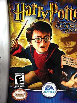 Harry Potter and the Chamber of Secrets (GBA) (Câmara Secreta)