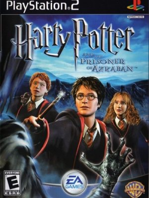 Harry Potter and the Prisoner of Azkaban (PS2) (O Prisioneiro de Azkaban)