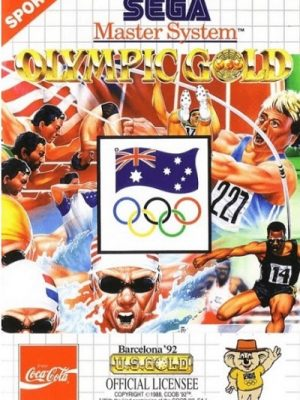 Olympic Gold (Master System)