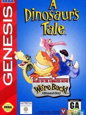 A Dinosaur's Tale