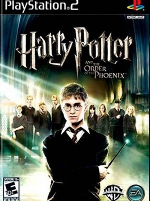 Harry Potter and the Order of the Phoenix (Ordem da Fênix)