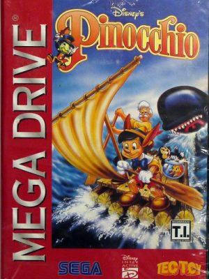 Pinocchio (Mega Drive)