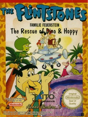 The Flintstones - The Rescue of Dino & Hoppy