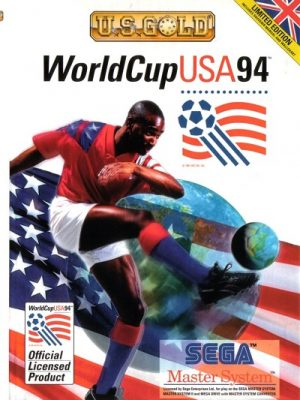 World Cup USA 94 (Master Sytem)