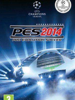 PES 2014 - Pro Evolution Soccer 2014 (PSP)