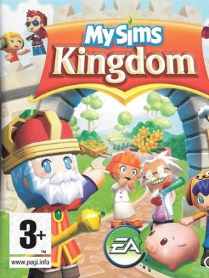 MySims Kingdom (DS)